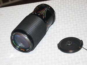 For Olympus OM Mount Camera Auto 4 Lens Sears f 80 Camera Zoom Olympus 0 200MM 7nTaF