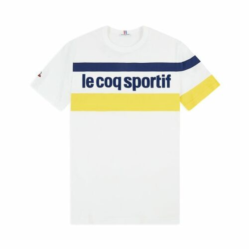 T-Shirt Le Coq Sportif 1920480 Ess Saison Tee Ss N.2 N.O.W Blau Depth Oda Men