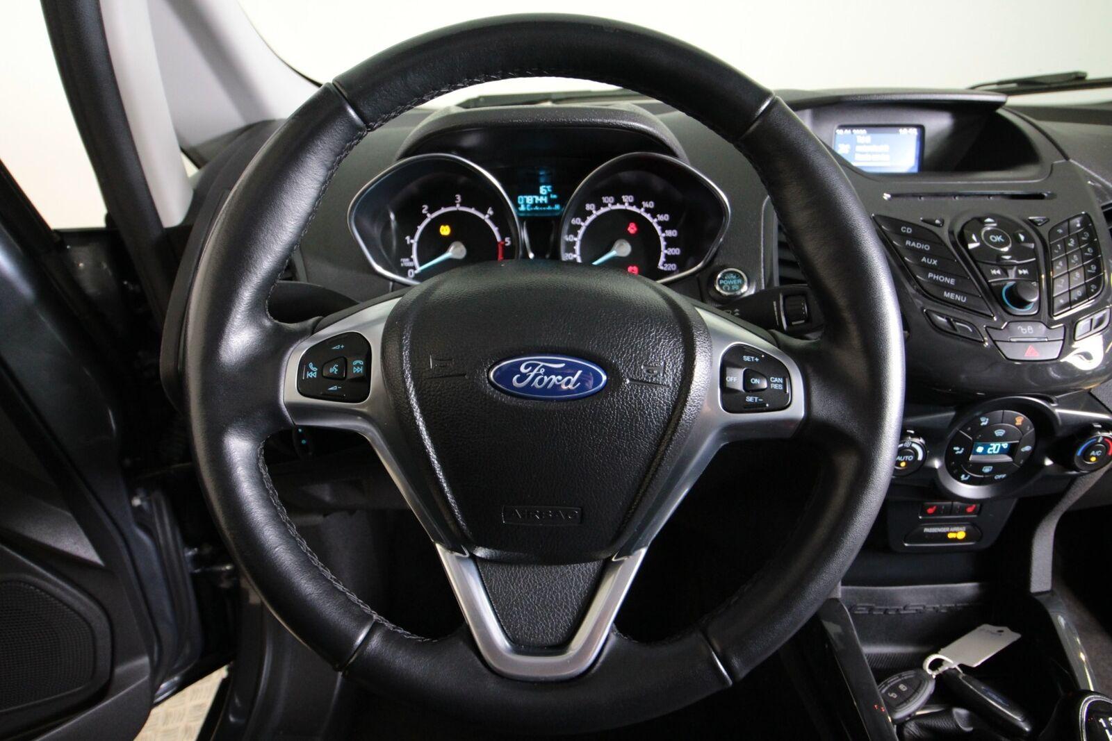 Ford EcoSport TDCi 95 Titanium
