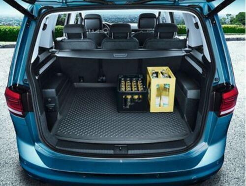 Original VW Tapis De Coffre Bagages de dépôt de coffre de dépôt VW Touran 5qa061160