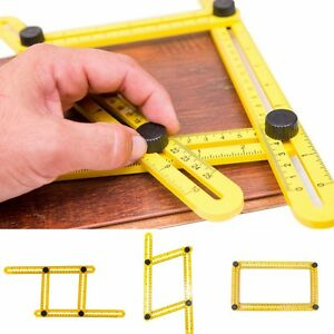 New Tgr Angle Izer Multi Angle Ruler Template Tool General Tools No