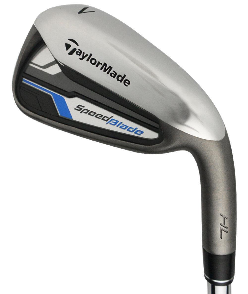 Nuevo 2015  Taylormade velocidad Blade Hl 55  Sand Wedge Sw SpeedBlade Uniflex Acero  barato