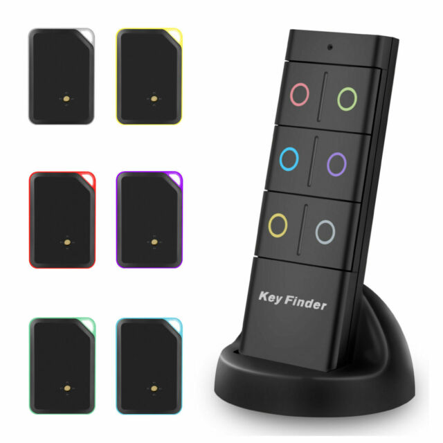 Car Keys Finder Cell Phone Bluetooth Tracker The Tile Wireless Locator 4 Pack RF