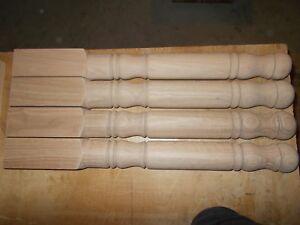 Red-oak-wood-table-legs