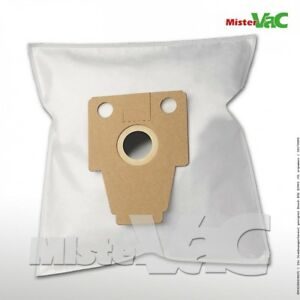 20  Staubsaugerbeutel 1 HEPA-Filter für Bosch BSG 81666