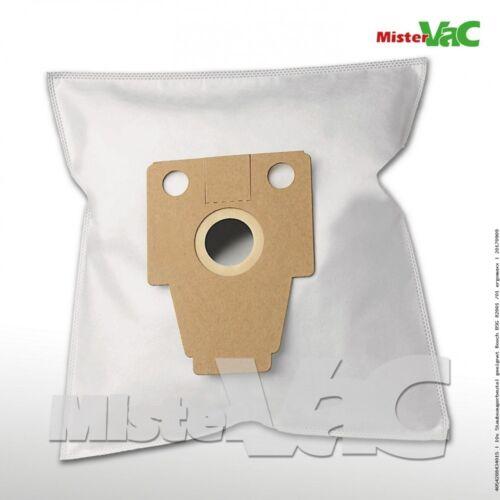 40x Staubsaugerbeutel geeignet Bosch BSG 8 Pro1 //02 //15 Home Professional