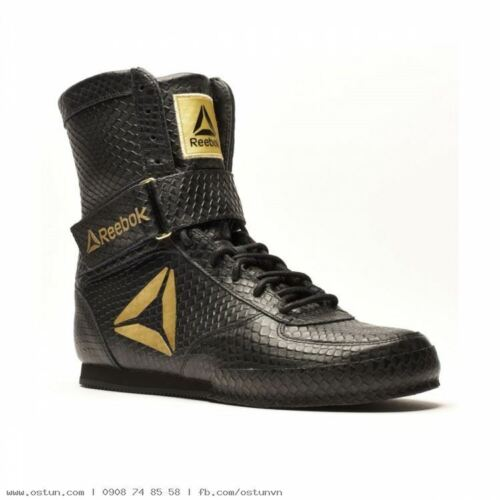 Reebok BOXING BOOT LEGACY LTD CN5105 Mens Boots~JUST 15 COLLECTABLE PAIRS