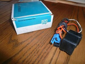 1977-78 Corvette NOS 10132879 Courtesy Dome Light Timer 77 ...