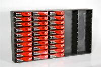 Pro Mini Dv 50 Tape Storage Rack For Panasonic Pv Gs12 Gs120 Gs150 Gs16 Gs180