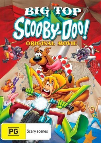 1 of 1 - Scooby Doo - Big Top Scooby Doo (DVD, 2012)