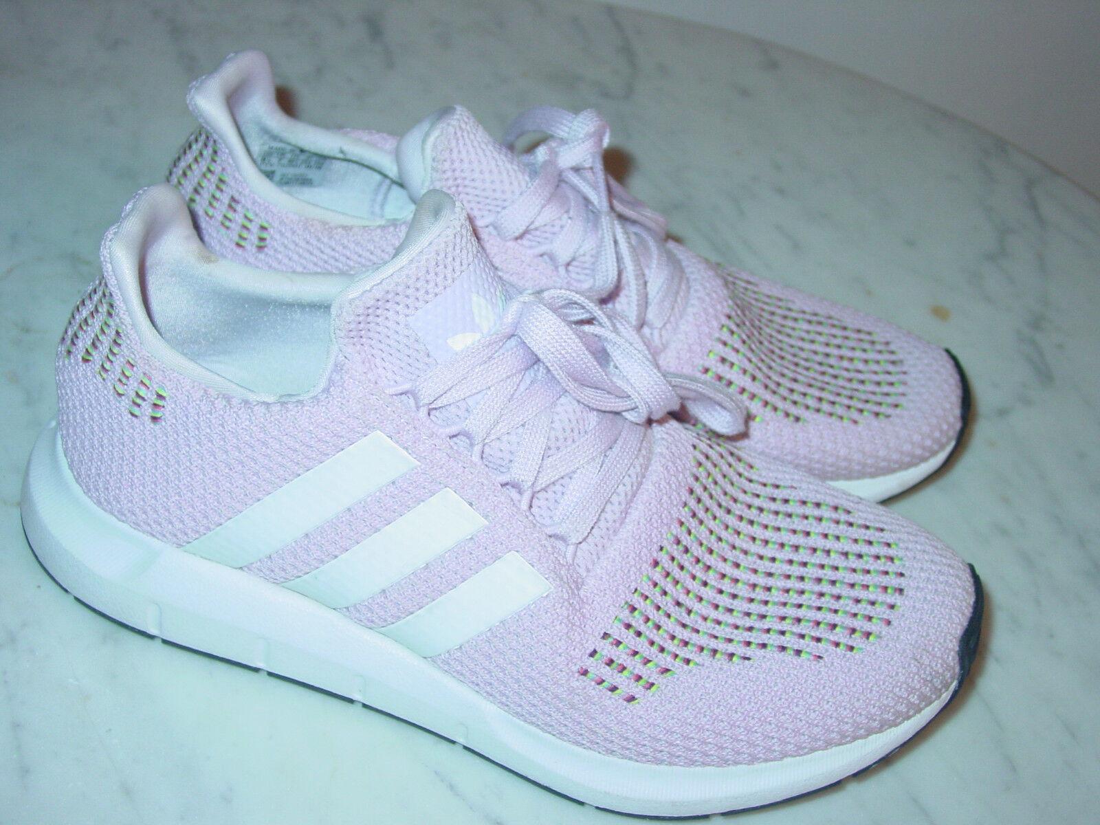 2018 Womens Adidas Swift CQ2023 Run Aero Pink White Running shoes  Size 8.5