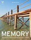 Memory by Michael W. Eysenck, Michael C. Anderson, Alan Baddeley (Paperback, 2014)