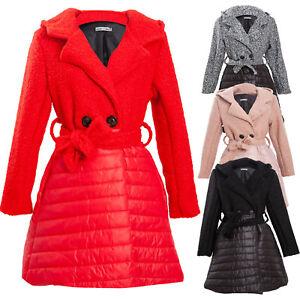 Women-039-s-coat-trench-loop-down-jacket-belt-jacket-jacket-double-breasted-JL-9420