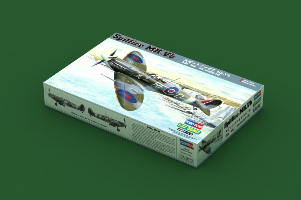 Hobbyboss 83205 1 32 Spitfire Mk.Vb