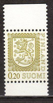 100% Waar Finland - 1977 Definitive Coat Of Arms - Mi. 818 I Ay Mnh