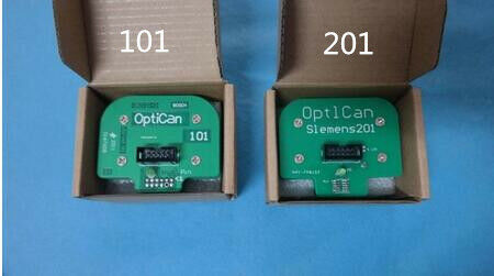 BDM100 EDC16 OBD No.101 with Optican NO.201 EDC16 for Siemens Probe