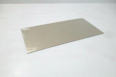 200mm x 100mm x 1,5mm Blech Neusilber weich CuNi12Zn24 9741 Neusilberblech