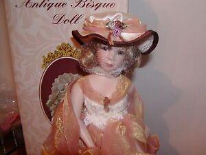 Antique Bisque Doll Limoges Carat,Babette 117/2400