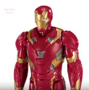 Marvel Legends Civil War Titan Hero Series Iron Man ELECTRONIC Action Figure Toy