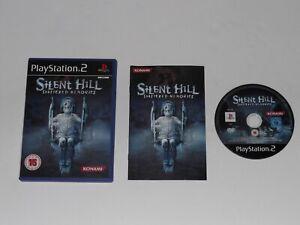 silent hill para gamecube