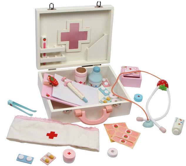 Arztkoffer 28-teilig ca. 25 x 22 x 8,5 cm  Puppenkinder  | Schnelle Lieferung