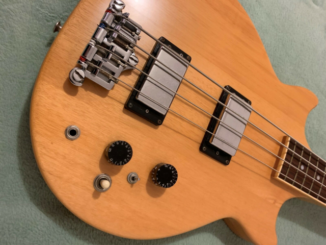 Elbas, andet mærke Pearl Bass 1979 Vintage, The Pearl…
