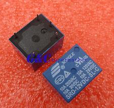 10pcs SRD-12VDC-SL-C RELAY T73-12V SONGLE 12V Power Relay brand new