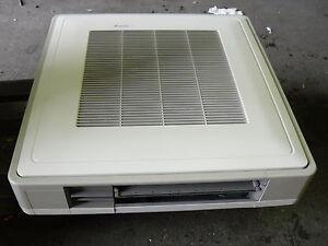 Image Is Loading Daikin Under Ceiling Cassette 12 5 Kw Air