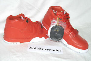 78ab449b8fc9 Nike X Fragment Air Trainer 1 Mid SP Size 8.5 - NEW - 806942-881 ...