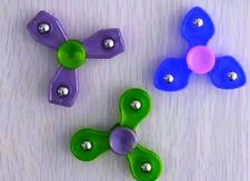 Wholesale Lot 100 x  Fidget Hand Spinner Finger Game Desk Kids Fun Toy
