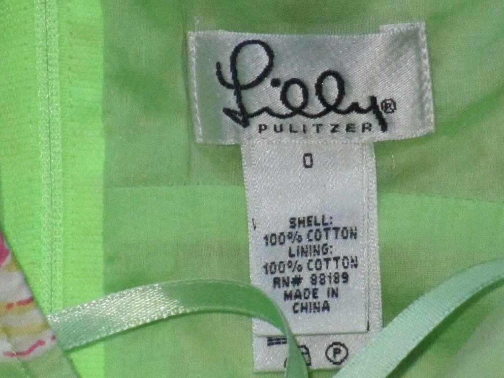 Lilly Lilly Lilly Pulitzer Women Sz 0 Dress Fillies for Lillies Halter Polka Dots Carmen ca50d4