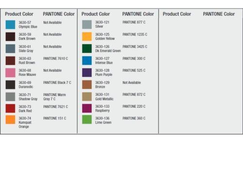 3M 3630 Scotchcal Process Blue 337 Translucent Vinyl Film Craft Sign Sheet Roll