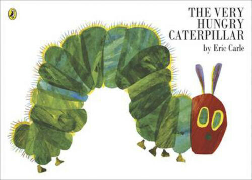 1 of 1 - The Very Hungry Caterpillar   Eric Carle