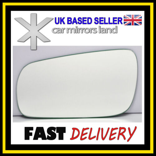 Left Passenger Wing Car Mirror Glass Replacement VW Bora 1998-2005