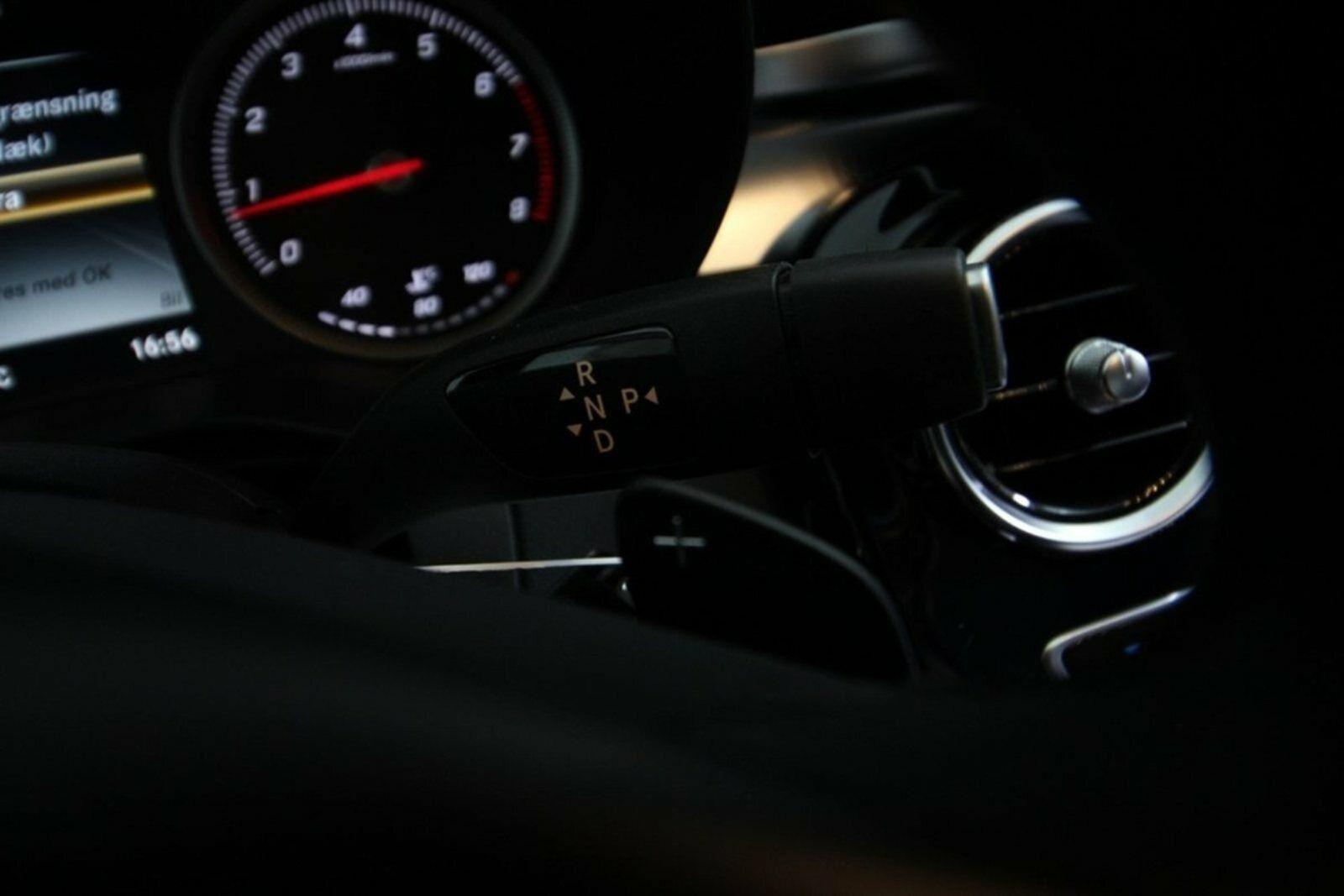 Mercedes C200 Business aut.