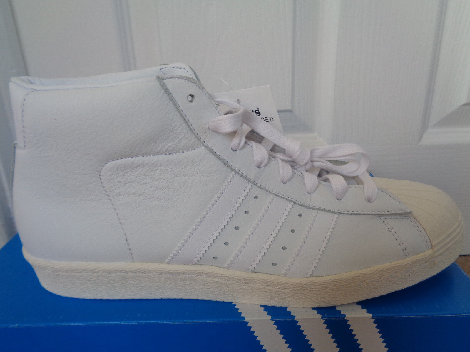 Adidas Pro Model Vintagew DLX trainers S75031 uk 8.5 eu 42.2 3 us 9 NEW IN BOX