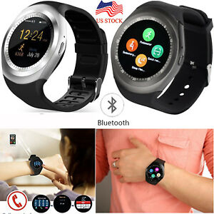 Smart Bluetooth Watch SIM Cards Phone Pedometer Sleep