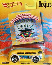 Hot Wheels 2017 Pop Culture The Beatles MAGICAL MYSTERY TOUR Haulin Gas DWH35