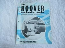 Curtis Hoover Combination Sander Ice Control Brochure
