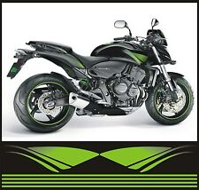 Kit  Honda Hornet  600 2008/2011 col.monster  - adesivi/adhesives/stickers/decal
