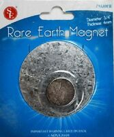 Super Strong 3/4 Diameter Rare Earth Magnet