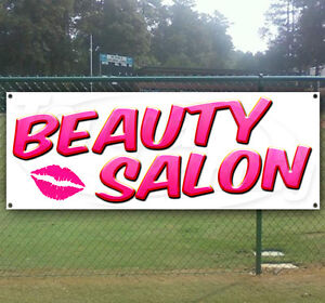 HAIR SALON Advertising Vinyl Banner Flag Sign Many Sizes Available USA