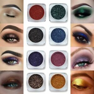 12-Color-Monochrome-Shimmer-Waterproof-Eyeshadow-Good-Makeup-Glitter-Metallic-a