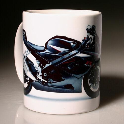 SUZUKI GSXR1000 2006 MUG #130 Black// Silver