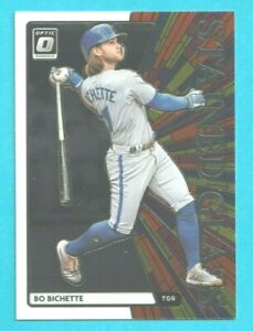 2020-Donruss-Optic-BO-BICHETTE-STAINED-GLASS-ROOKIE-RC-SG-9-BLUE-JAYS