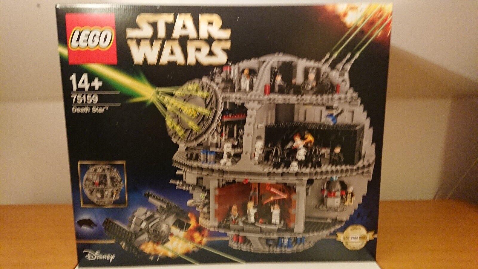 LEGO Star Wars -- UCS Death Star (75159) -- NEW   SEALED