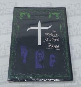 Il-Vangelo-Secondo-Taddeo-Marco-Taddei-DVD-Nuovo