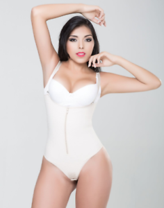 0492ae2cf7977 Image is loading Fajas-Colombianas-Body-Shaper -Colombian-Girdle-Post-Surgical-