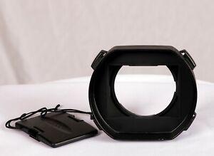 PD170 Sony LSF-S58 Lens Hood Cover Genuine Sony Fits Sony VX2000 PD150 VX2100