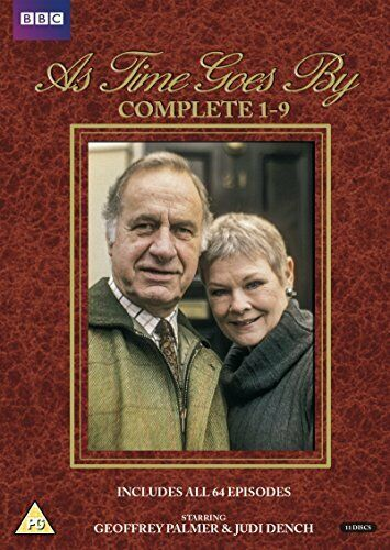 As Time Goes By - Complete Series 1-9 [DVD][Region 2]